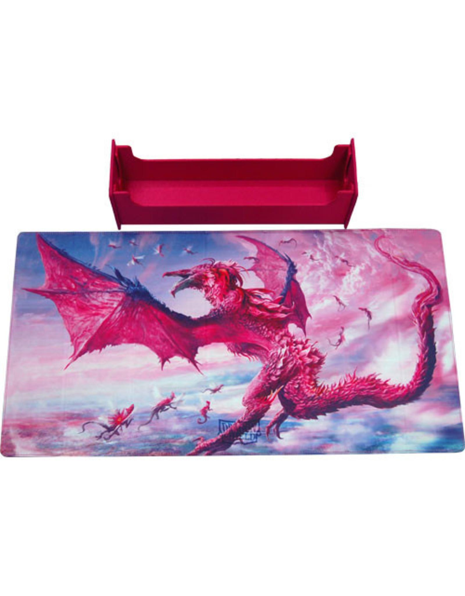 Dragon Shield Magic Carpet: Pink Diamond/Art