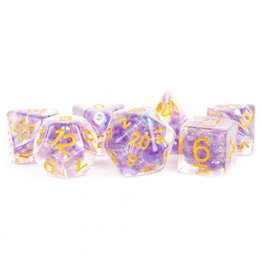 Dice 7-Set Pearl PUgd