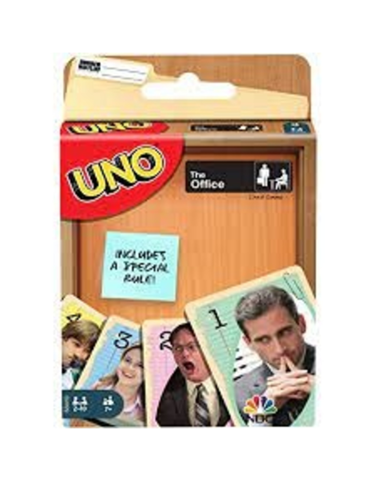 Mattel UNO: The Office