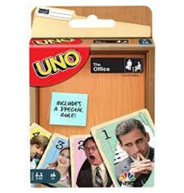 Mattel UNO: The Office