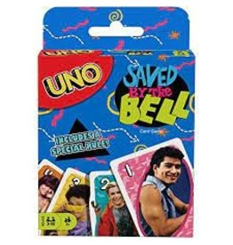 Mattel UNO: Saved By The Bell
