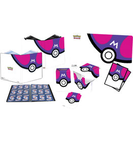 Ultra Pro Pokemon: Master Ball 9-Pocket PRO-Binder