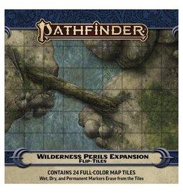 Paizo Publishing PF2E: Flip-Tiles: Wilderness Perils Exp