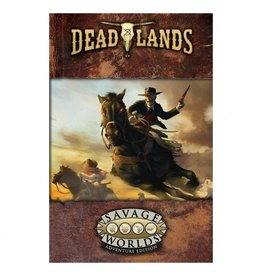 Savage Worlds: Deadlands: The Weird West: Core Rulebook
