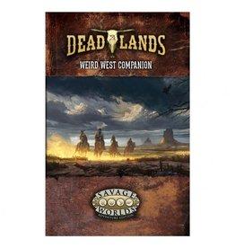 Savage Worlds: Deadlands: The Weird West: Companion