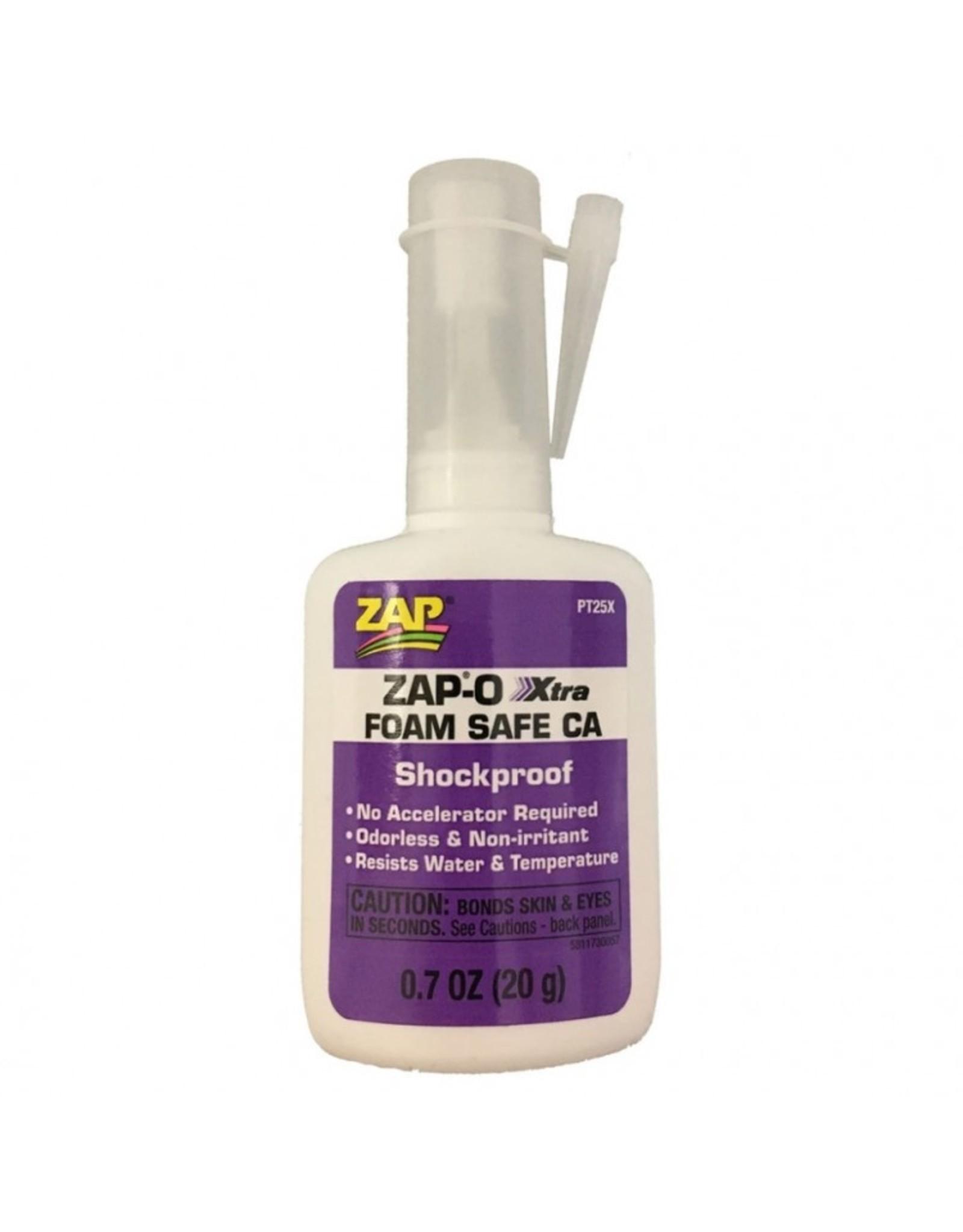 ZAP-O Xtra Foam Safe CA (20 gram)