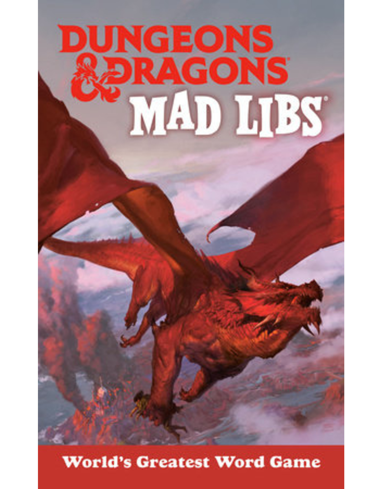 Wizards of the Coast Dungeons & Dragons Mad Libs