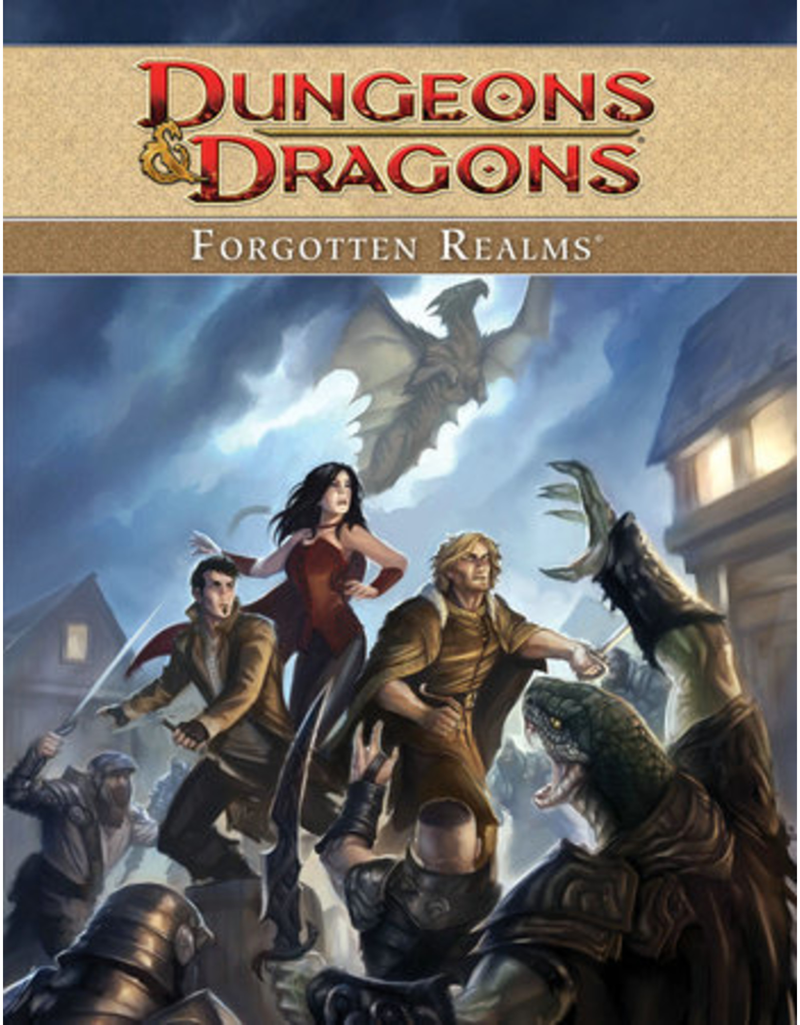 Dungeons & Dragons: Forgotten Realms (Ed Greenwood)