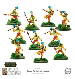 Warlord Games Mythic Americas: Jaguar Warriors