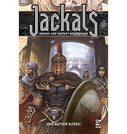 Osprey Jackals RPG