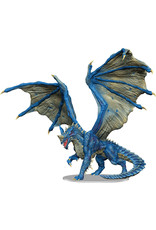 Wiz Kids D&D: Icons of the Realms - Adult Blue Dragon Premium Figure