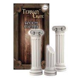 Mantic Games TerrainCrate: Ancient Columns