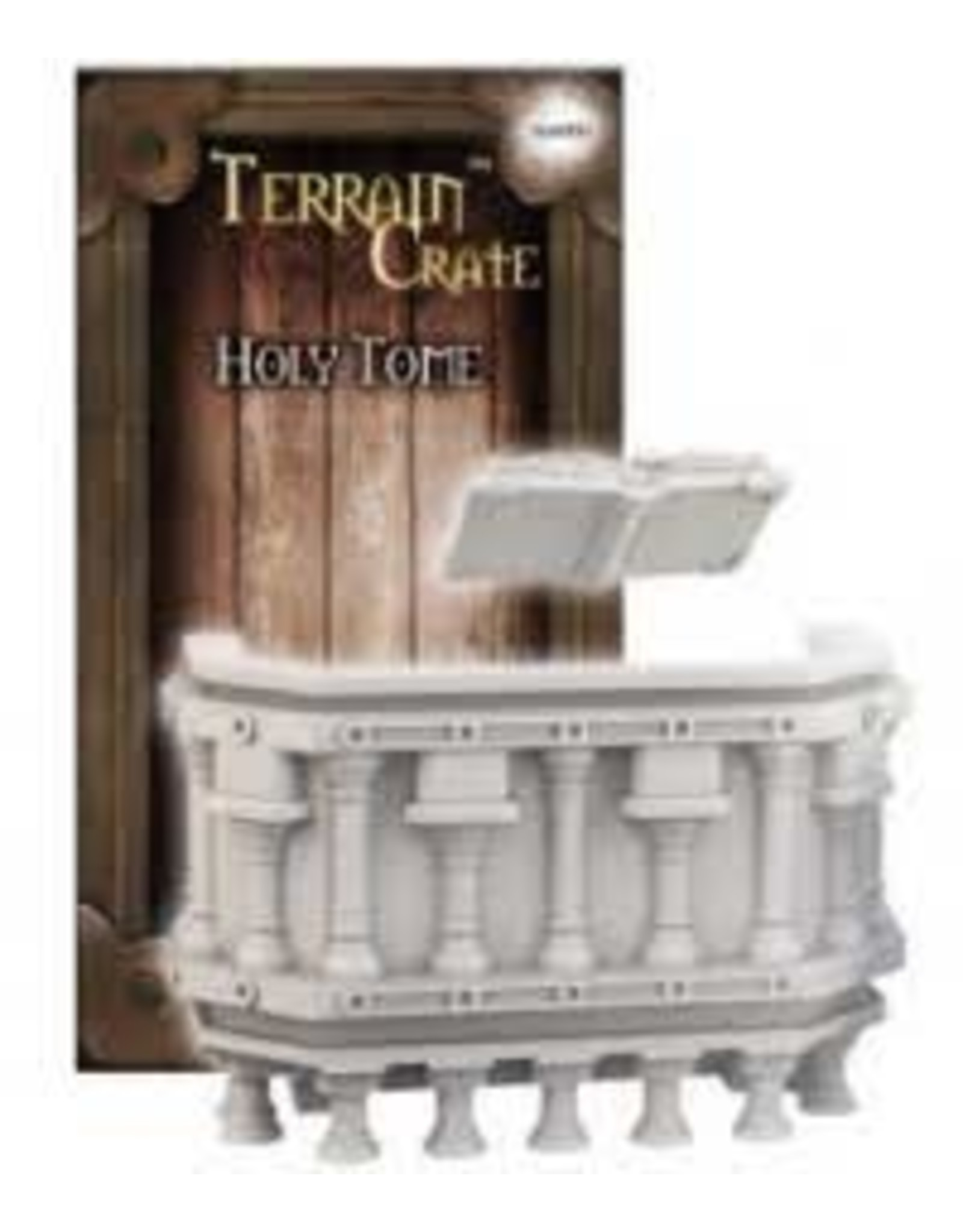 Mantic Games TerrainCrate: Holy Tome