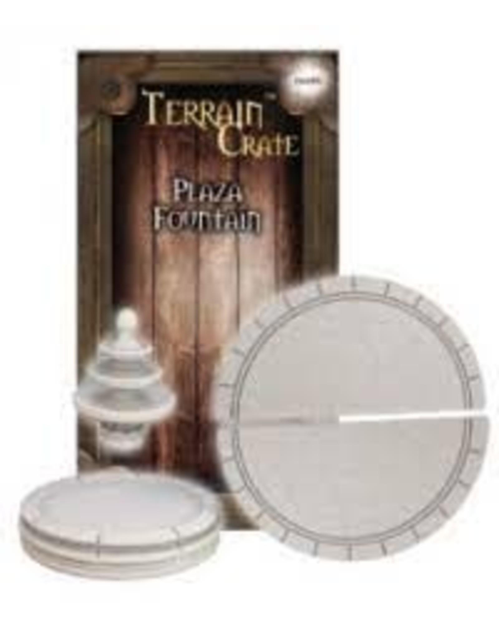 Mantic Games TerrainCrate: Plaza Fountain