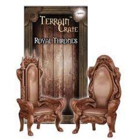 Mantic Games TerrainCrate: Royal Thrones