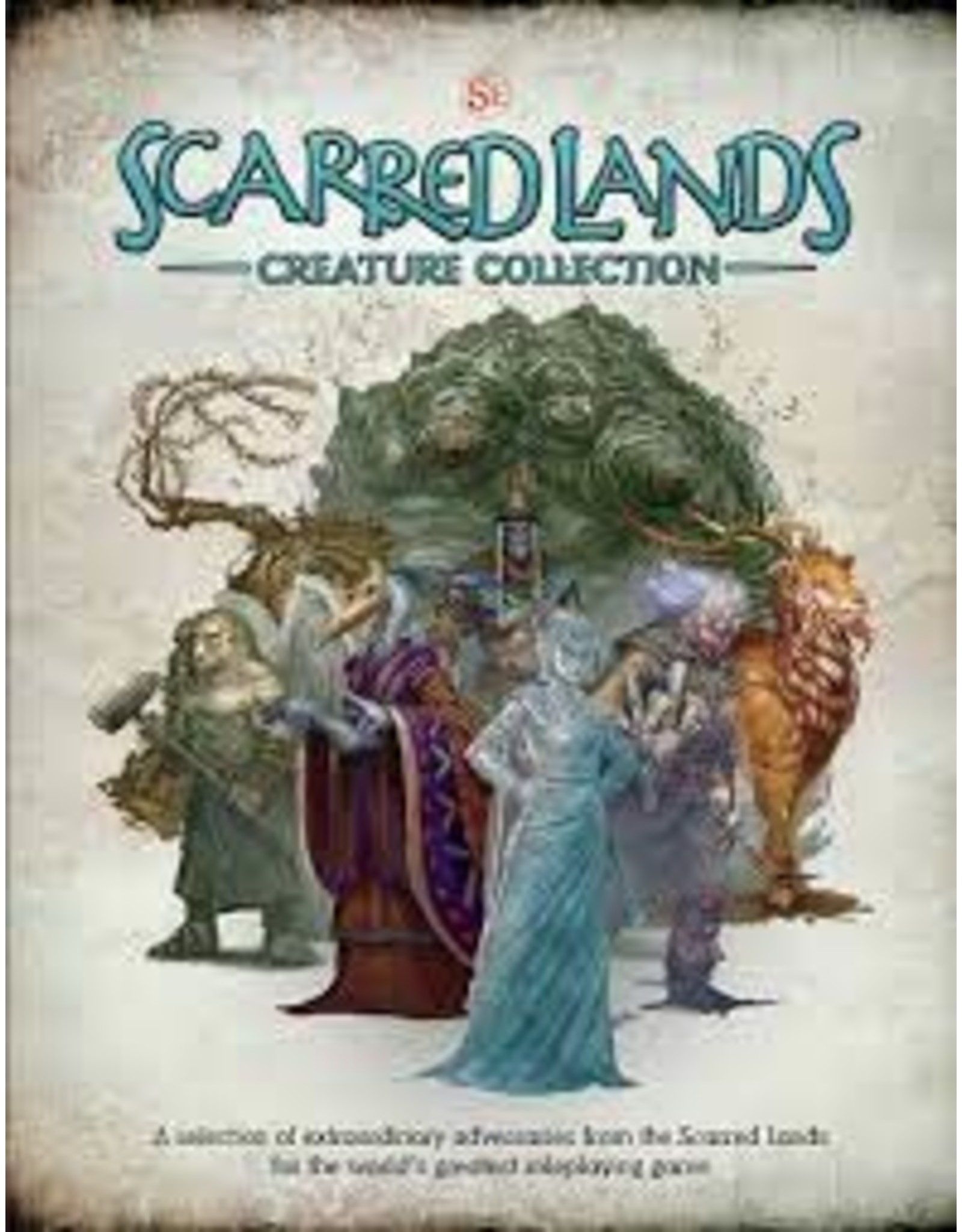 Onyx Path Publishing D&D 5E: Scarred Lands Creature Collection