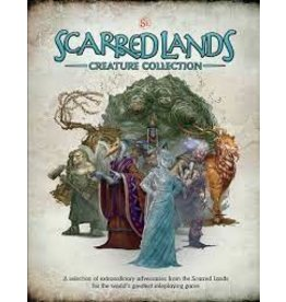 Onyx Path Publishing D&D 5E: Scarred Lands Creature Collection