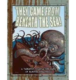 Onyx Path Publishing They Came From Beneath The Sea!