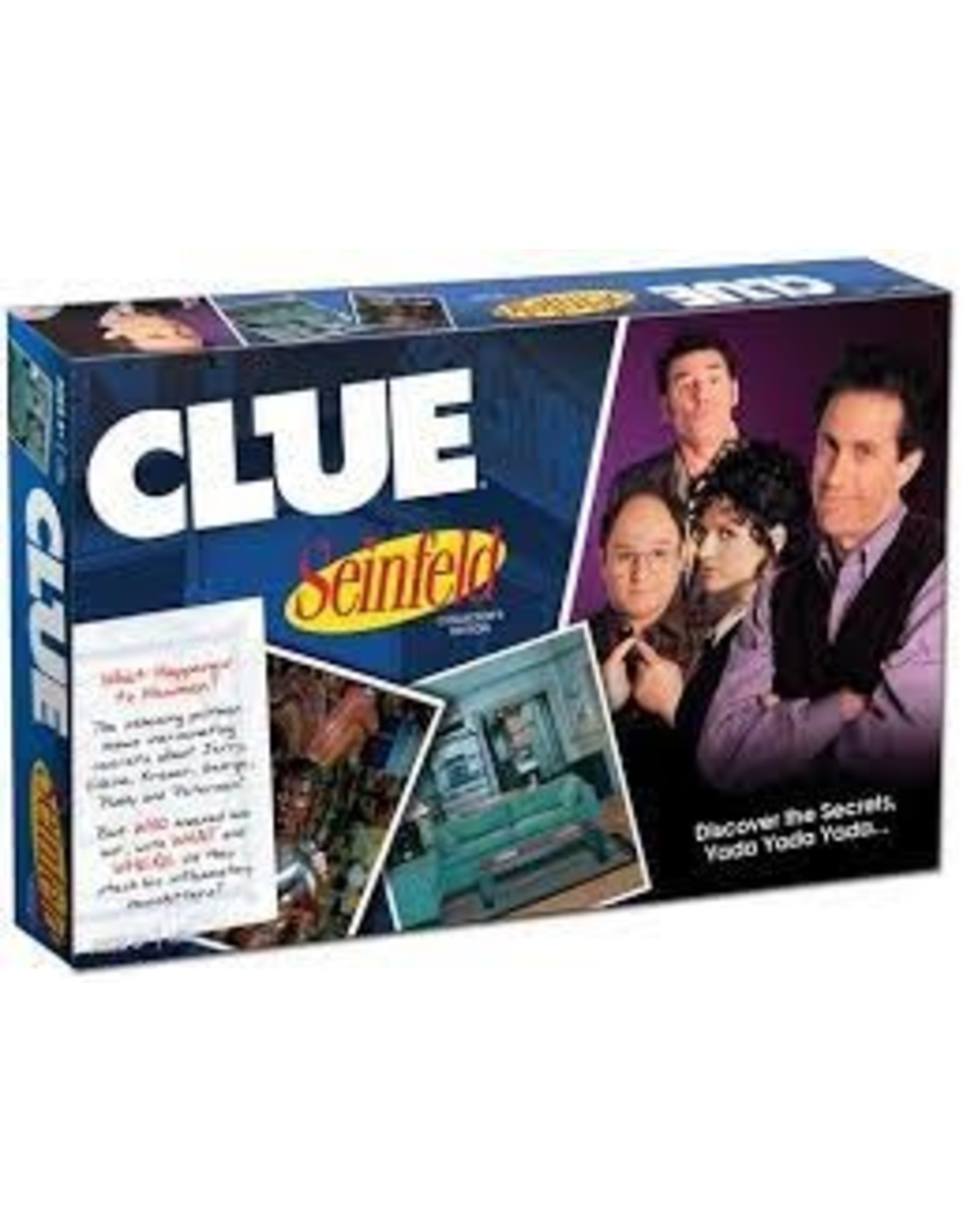 The OP Clue: Seinfeld