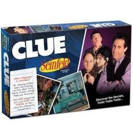 The OP Clue: Seinfeld