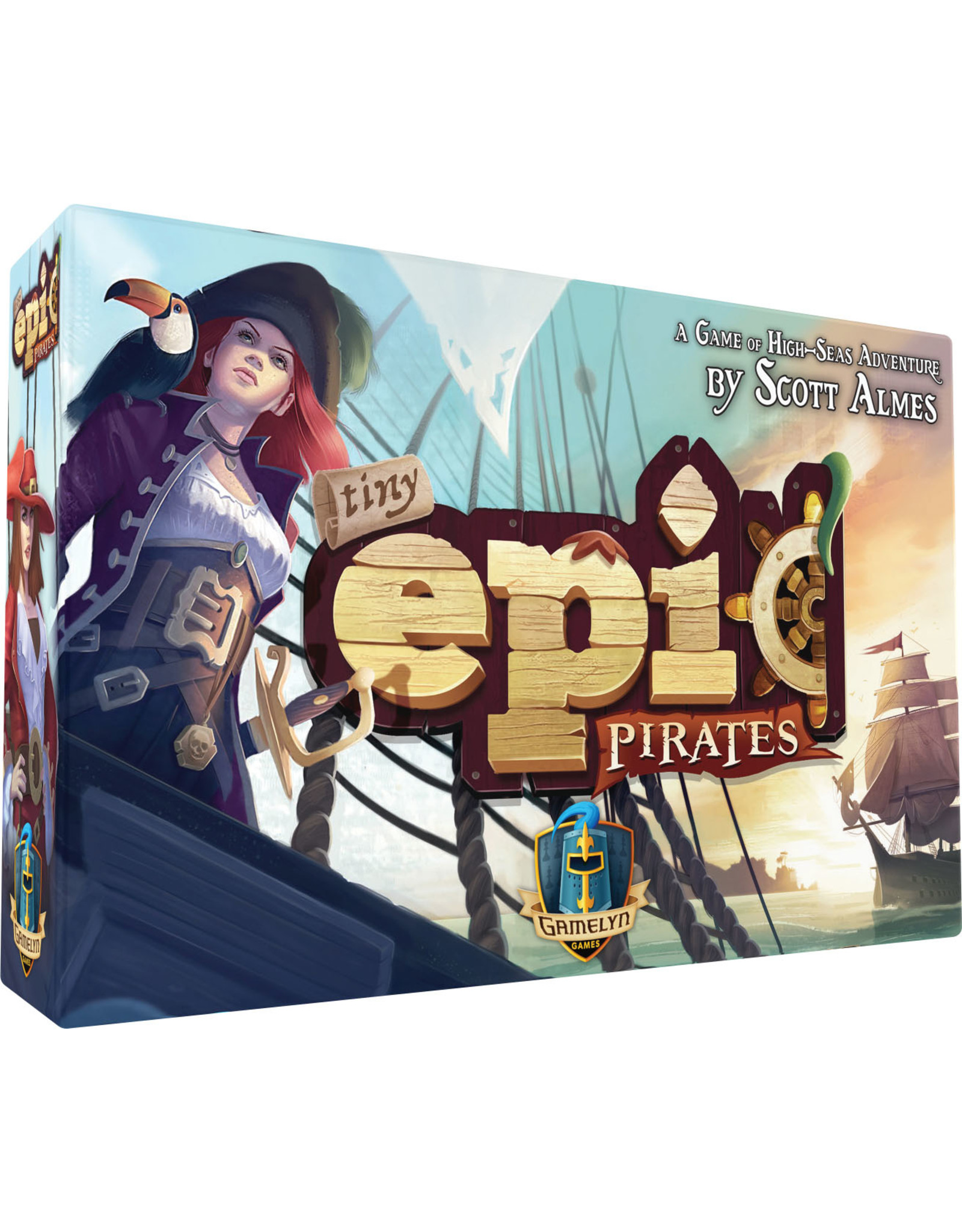Gamelyn Games Tiny Epic Pirates