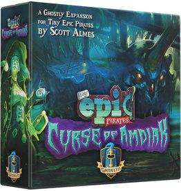 Gamelyn Games Tiny Epic Pirates: Curse of Amdiak Expansion