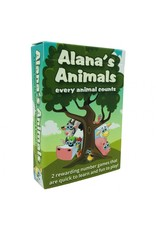 Alana's Animals: Beginner's Counting