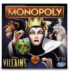 Hasbro Monopoly Villains