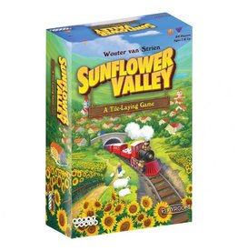 Playroom Entertainment Sunflower Valley: A Tile Laying Game