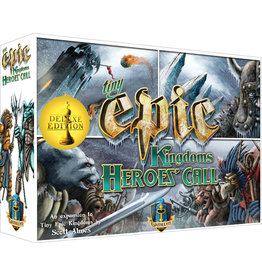 Gamelyn Games Tiny Epic Kingdoms: Heroes Call Expansion