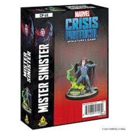 Atomic Mass Games Marvel CP: Mister Sinister