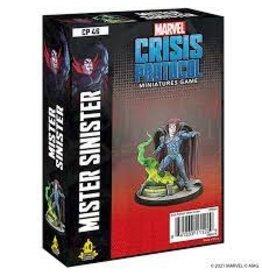 Atomic Mass Games Marvel: Crisis Protocol: Mister Sinister