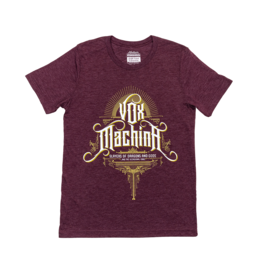 Critical Role Vox Machina T-Shirt (Large)