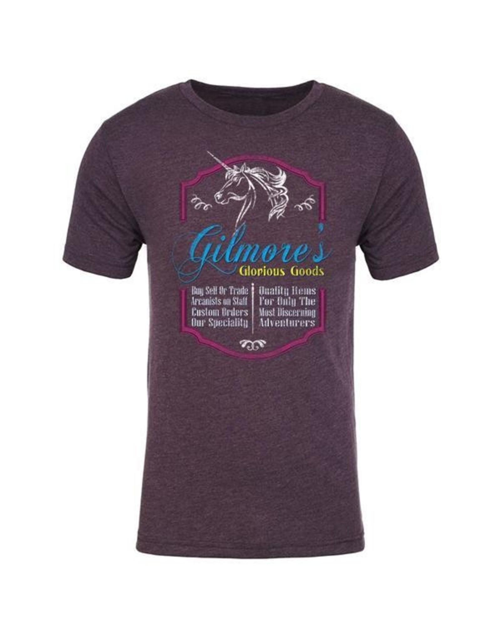 Critical Role Gilmore's Glorious Goods T-Shirt (Medium)