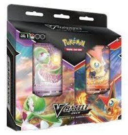 Pokemon Pokemon: BattleDeck Victini/Gardevoir Bundle