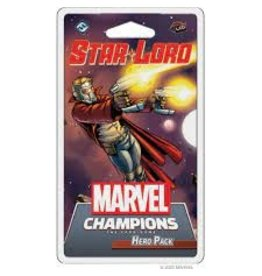 Atomic Mass Games Marvel LCG: Star-Lord Hero Pack