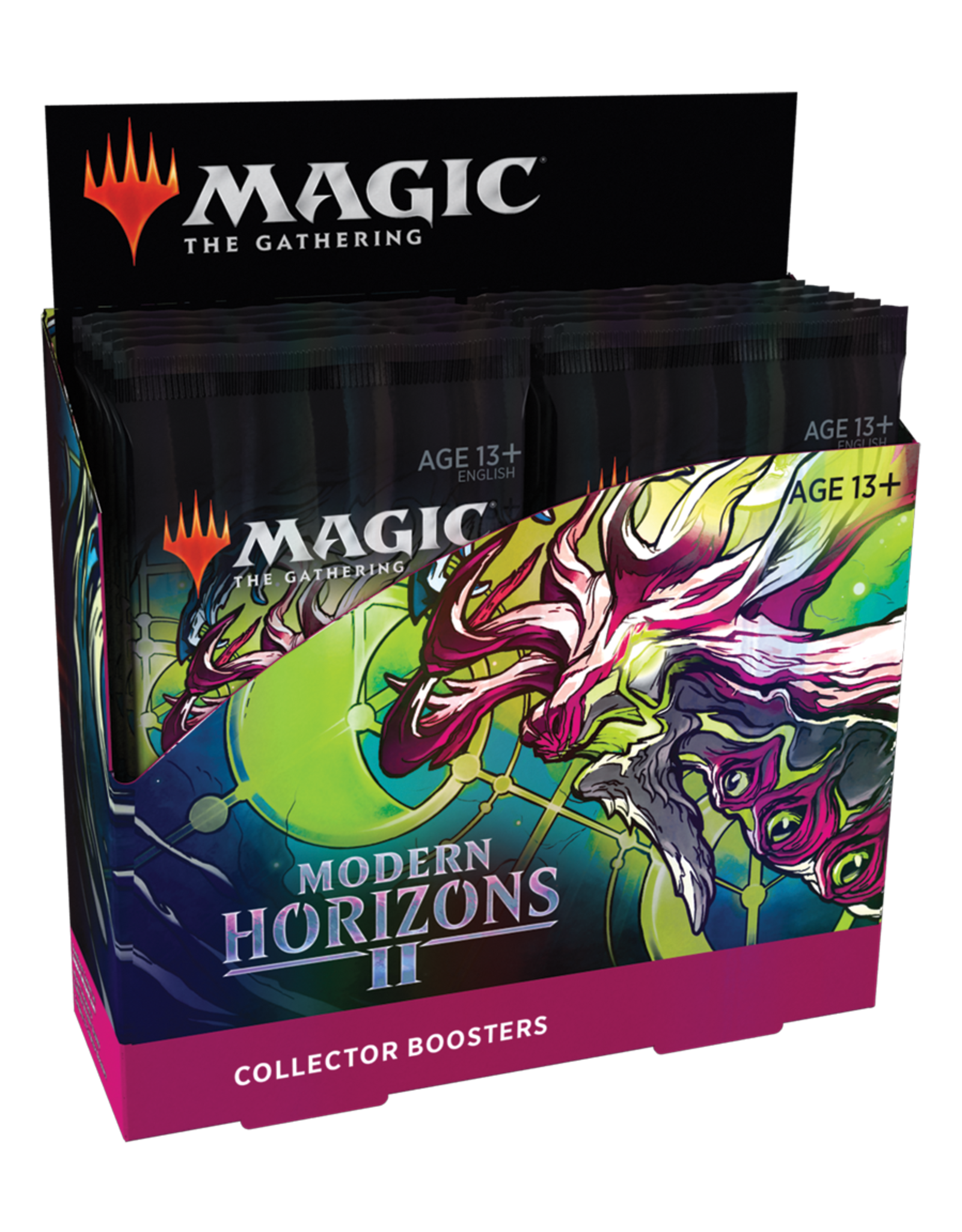 Magic MTG: Modern Horizons 2 Collector Booster (12Ct)