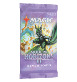 Magic MTG: Modern Horizons 2 Set Booster Pack