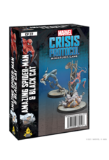Atomic Mass Games Marvel Crisis Protocol: Amazing Spider-Man and Black Cat (Pre Order)
