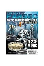 Arcknight Flat Plastic Minis: Last Parsec: Primer