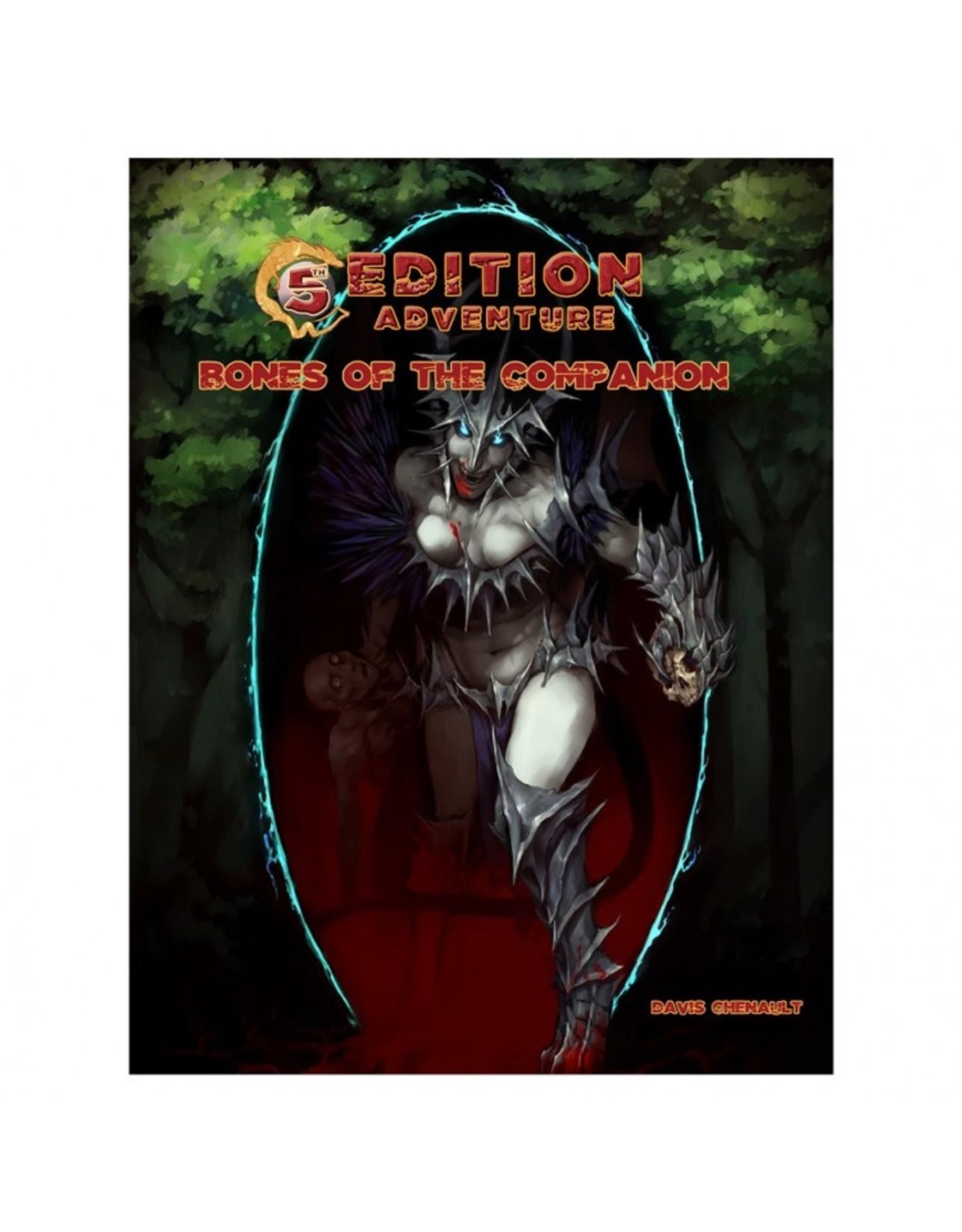 Troll Lord Games D&D 5E: Adv: Bones of the Companion