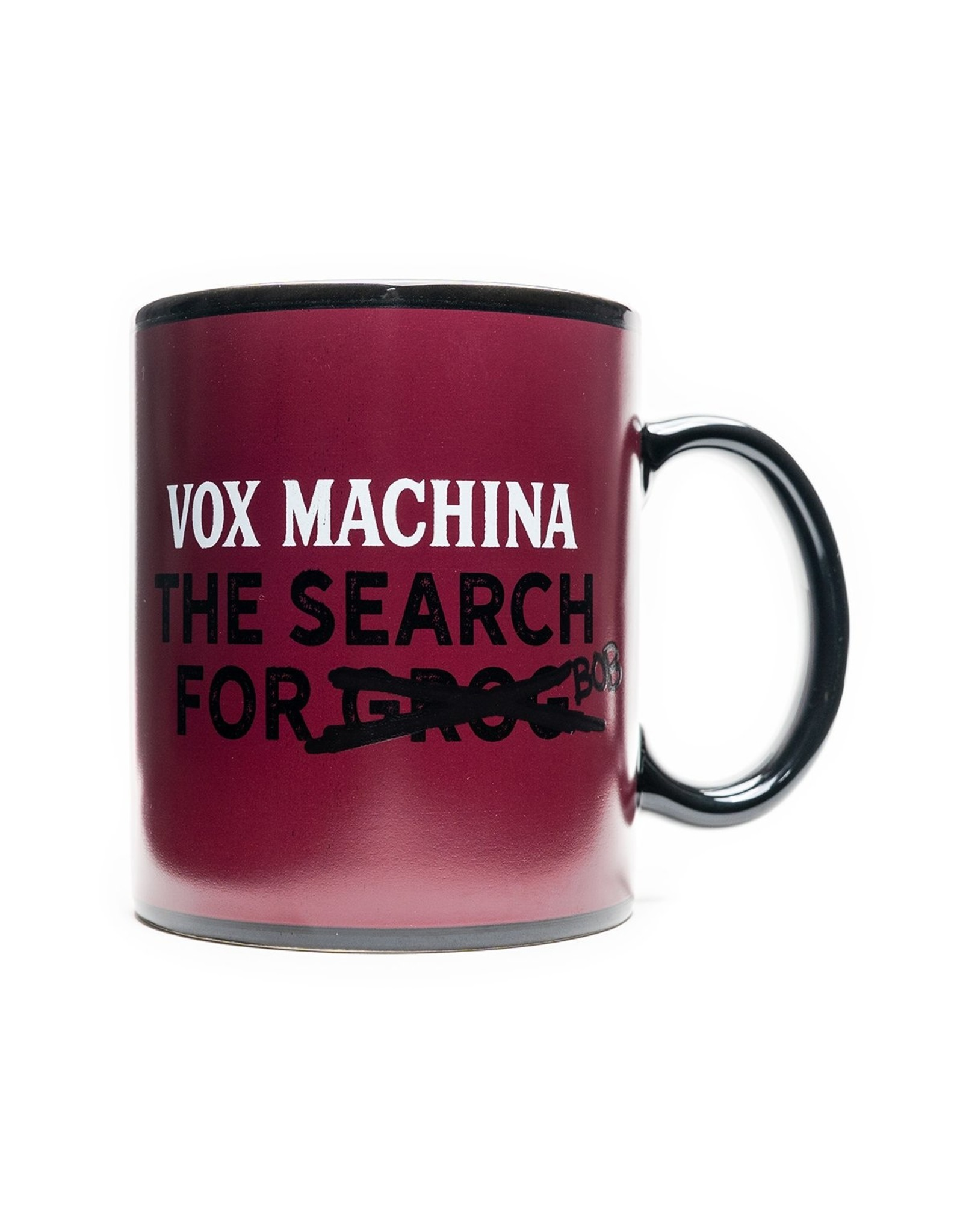 Critical Role Search For Grog/Bob Heat Activated Coffee Mug