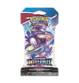 Pokemon Pokemon: Sword & Shield - Battle Styles Sleeved Booster Pack