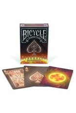 US Playing Card Co. Bicycle Sun Spot