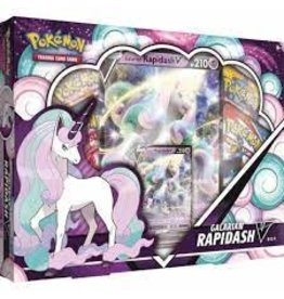 Pokemon Pokemon: Galarian Rapidash V Box
