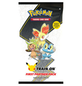 Pokemon Pokemon: First Partner Booster Pack: Kalos