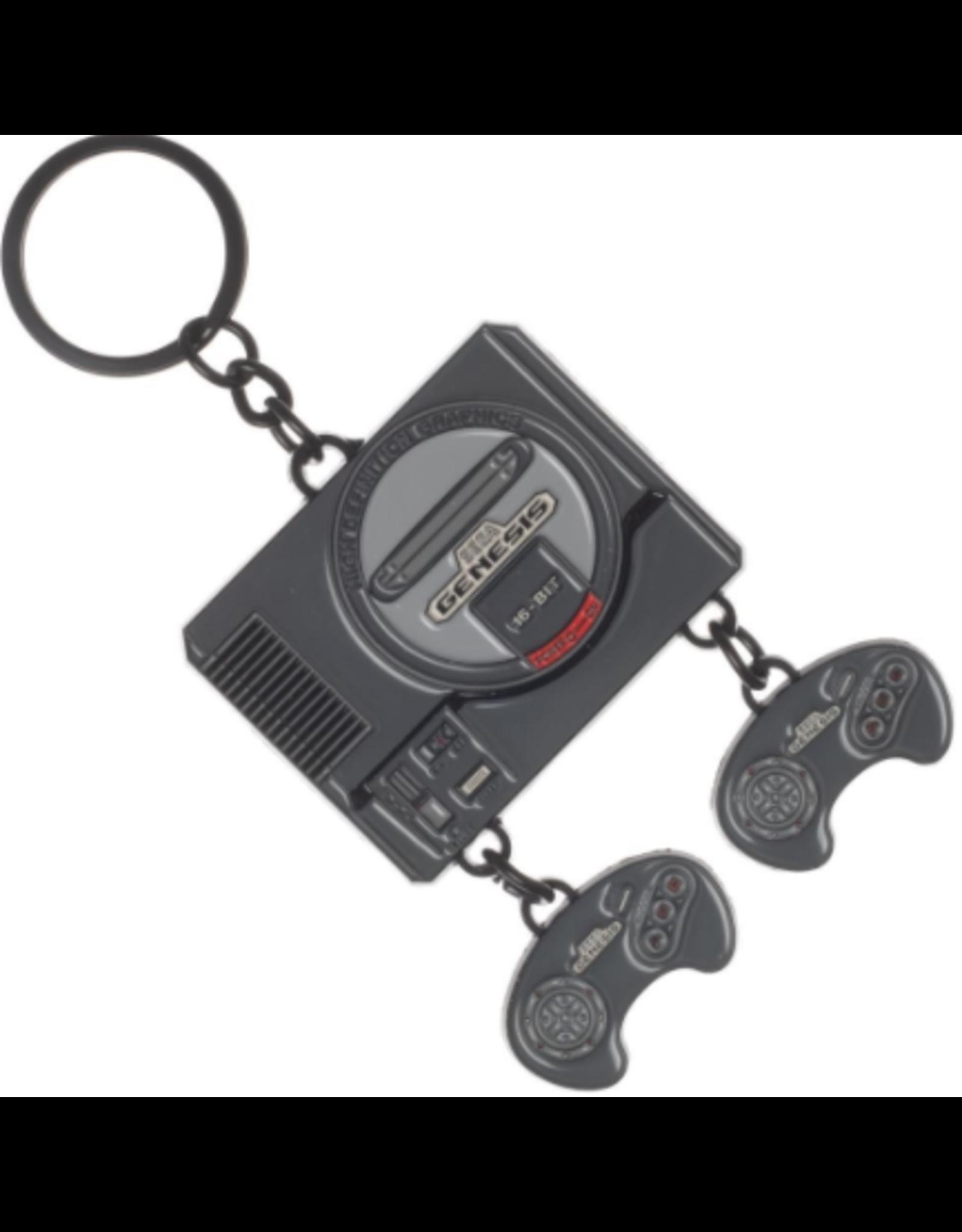 Bioworld Sega Genesis Keychain
