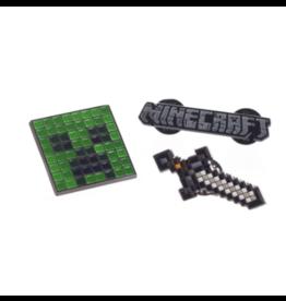 Bioworld Minecraft Pin Set (3)