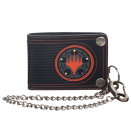 Bioworld Magic: The Gathering Wallet with Chain