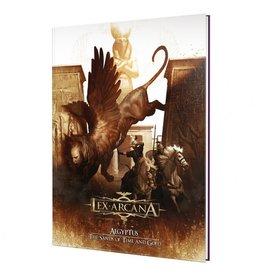 Ares Games Lex Arcana: Aegyptus